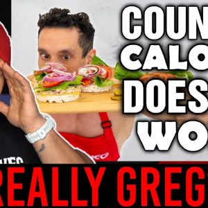 Response to Greg Doucette (Why Counting Calories DOES NOT Work...)